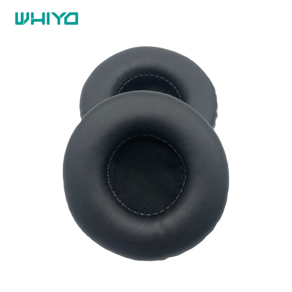 Whiyo PU Leather Earpads Replacement Ear Pads Spnge for Superlux <font><b>HD660</b></font> HD330 HD440 Hedphone HD 660 330 440 image