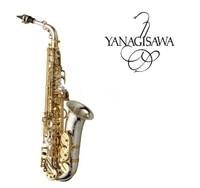 Фирменная Новинка Янагисава A WO37 Alto саксофоны никель покрытием Gold Key Professional супер играть мундштук саксофона с случае