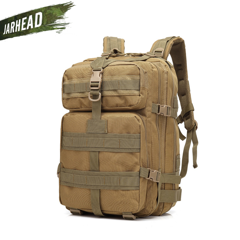 45L Military Tactical Assault Pack Backpack Army Molle Waterproof Bag Outdoor Hiking Camping Hunting Trekking Rucksack 600d nylon military tactical backpack waterproof molle army climbing bag 6color outdoor camping hiking hunting backpack rucksack