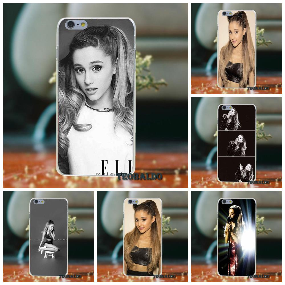Phone Bags & Cases Half-wrapped Case For Xiaomi Redmi 4 3 3s Pro Mi3 Mi4 Mi4i Mi4c Mi5 Mi5s Mi Max Note 2 3 4 Tpu Case Ariana Grande Pink Cute Singer Sweet Design