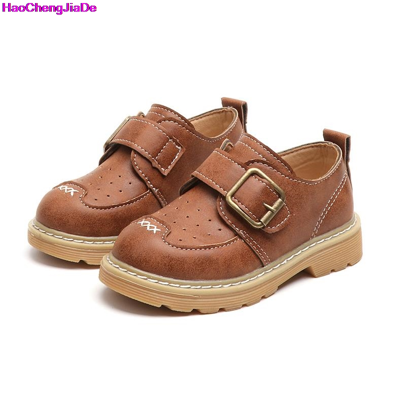 HaoChengJiaDe 2018 Spring Kids Sneakers Children Shoes Boys Sports Running Shoes Boys Girl Breathable Leisure Soft Shoes Kids