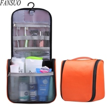 Fashion Large Capacity Beautician Professional Cosmetic Bag Women Large Necessaries Organizer Make Up Case Wash Toiletry Bag