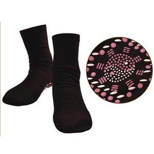 Новые Самонагревающиеся Носки Для Здоровья Турмалин магнитная терапия удобные и дышащие массажер зимние теплые носки для ухода за ногами
