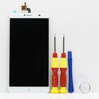 New Original Touch Screen LCD Display LCD Screen For DOOGEE X6 Max Replacement Parts Disassemble Tool