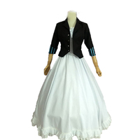 Black Butler Book of the Atlantic Kuroshitsuji Elizabeth Midford Liz Anime Cosplay Costume