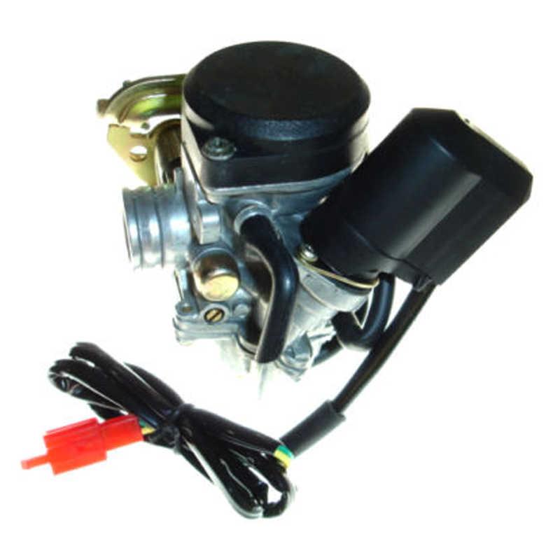To Mope About Karburator Pengganti Scooter Parts Menggantikan 50cc 4 Takt Roller GY6 Kit 50