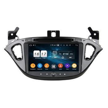 4 Гб + 64 Гб IPS PX6 8  Android 9,0 автомобильный DVD GPS навигация для Opel Corsa 2015 2016 DSP радио Bluetooth 5,0 WIFI Простое подключение