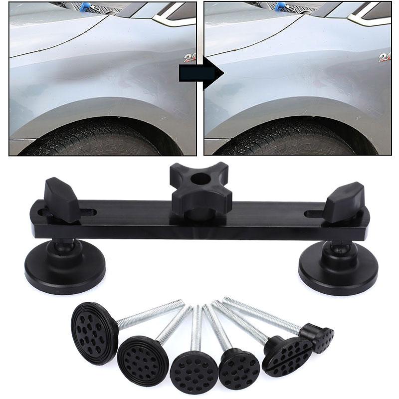 Автомобильный комплект для ремонта вмятин Прочный инструмент «Мост» Уход За Автомобилем ремонт вмятин универсальный автомобиль