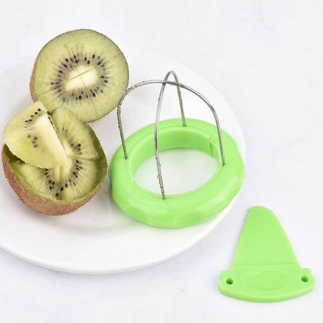 Éplucheur outils Kiwi fruits | Mini éplucheur de fruits, coupeur trancheur Gadgets de cuisine, Kiwi éplucheur outils pour Pitaya fruits verts légumes
