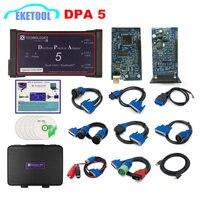Лучшее качество DPA 5 адаптер протоколов dearborn 5 без Bluetooth двойной PCB Тяжелых Multi грузовик диагноз Интерфейс DPA5 Бесплатная
