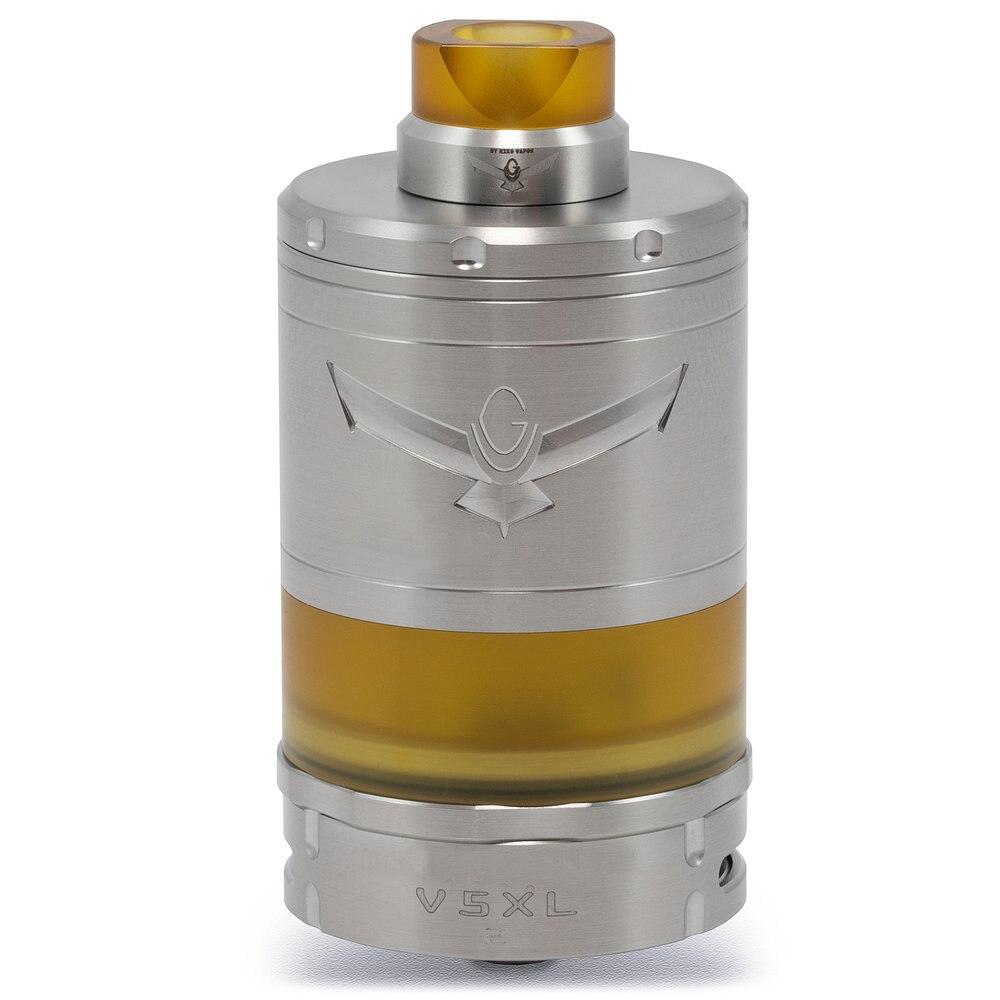 Vaporisateur VG V5 XL RTA atomiseur Cigarette électronique réservoir reconstructible pour 510 Vape Mod Kit E Cigarettes Ecig haute qualité