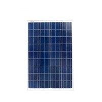 3pcs/lot panel solar 12v 100w placa solar 12v policristalino photovoltaic cell solar battery china for caravana camping car
