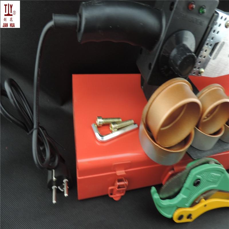 Caja de hierro de envío gratis con máquina de soldadura de tubos - Equipos de soldadura - foto 4