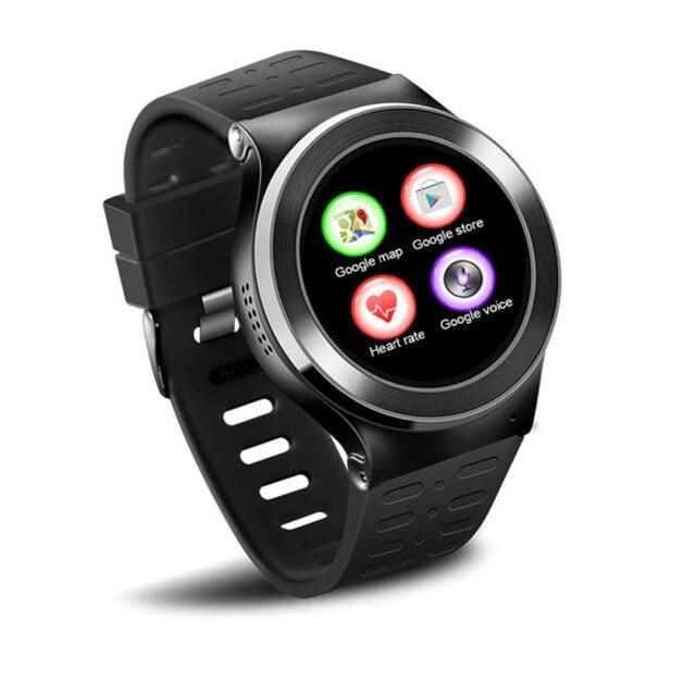 Горячие продажи S99 GSM 8 Г Quad Core Android 5.1 Smart Watch С 5.0 МП Камерой GPS WiFi Подарки