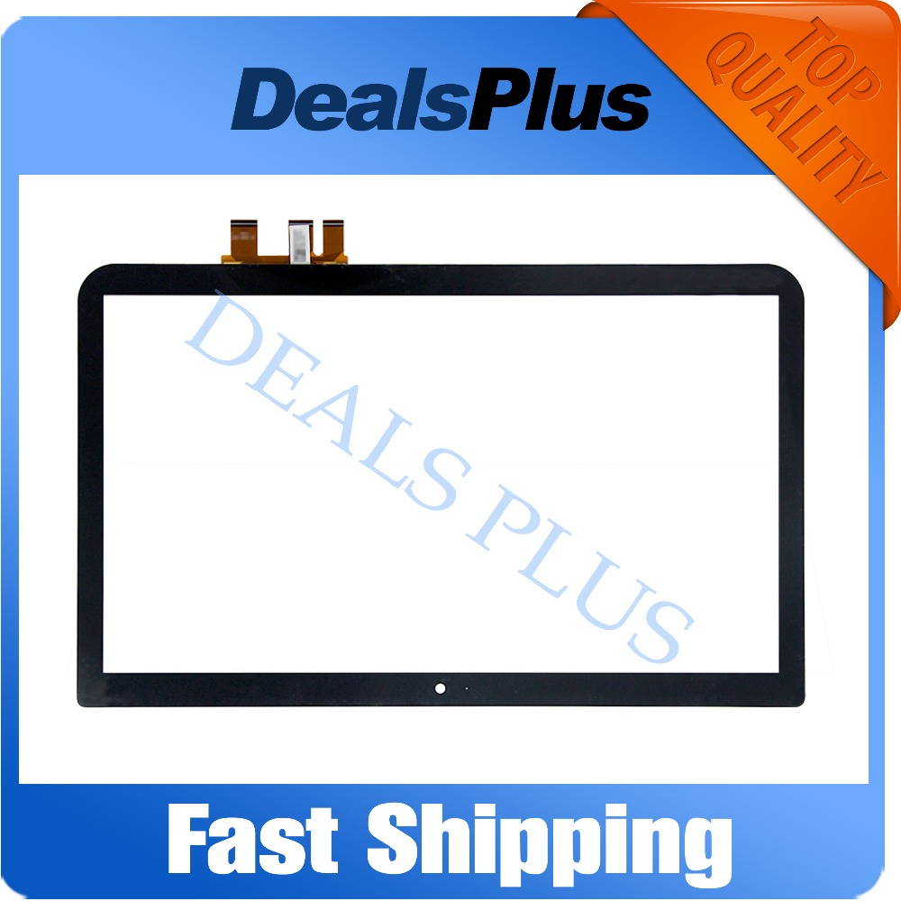 Replacement Touch Screen Digitizer Glass For Toshiba Satellite P55T P50T S50T M50T 15.6-inch Black for toshiba satellite p55t a5118 p55t a5116 p55t a5202 p55t a5200 p55t a5312 p50t a121 10u p50t a01c 01n touch glass screen page 1