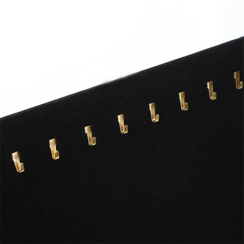 Exhibición de la joyería collar pulsera joyería pantalla vertical ...