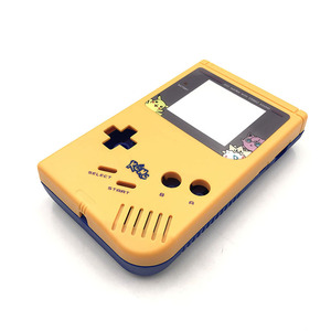 Image 5 - Yellow and blue Game Replacement Case Plastic Shell Cover for Nintendo GB for Gameboy Classic Console Case housing
