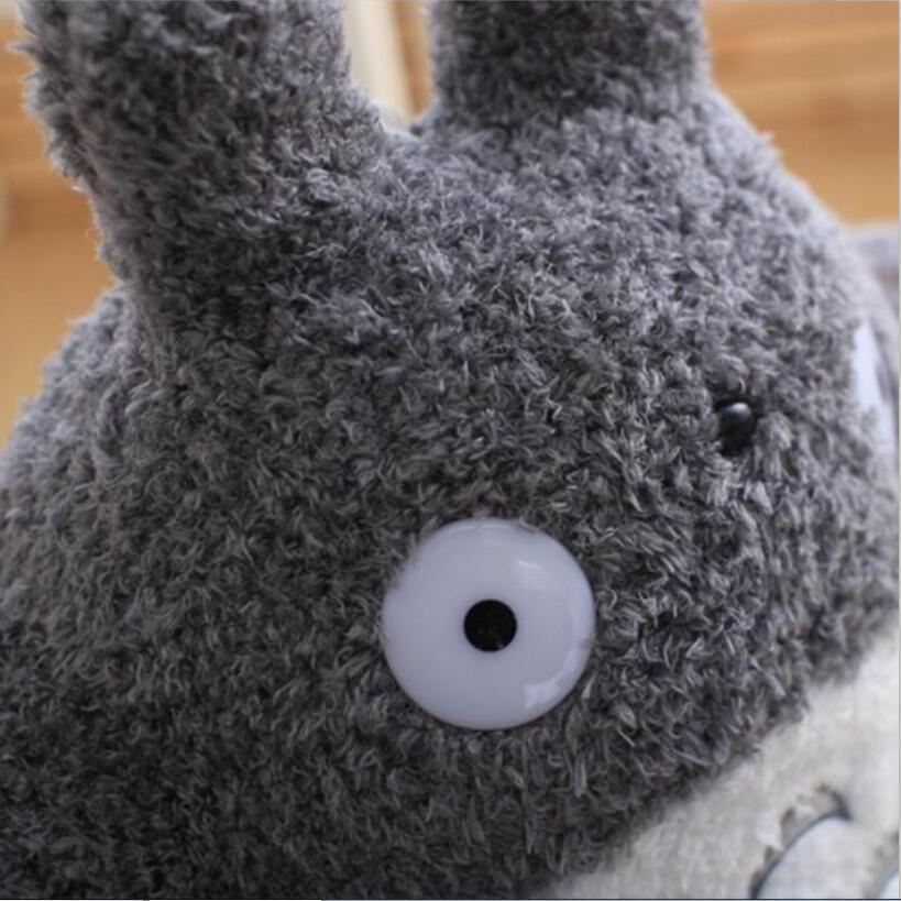 Stuffed e Plush Animais pelúcia macia pelúcia almofada brinquedos Animais : Totoro