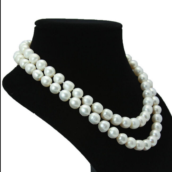 Women Gift word Love  shipping AAA+ 12-14MM natural south seas Australian baroque white pearl necklace 35 inct a(5.18)Women Gift word Love  shipping AAA+ 12-14MM natural south seas Australian baroque white pearl necklace 35 inct a(5.18)