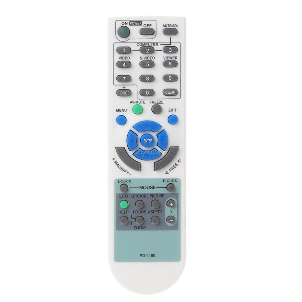 Universal Projector Remote Controller For NEC RD-448E RD-443E RD-452E RD-450D Drop Ship Electronics Stocks
