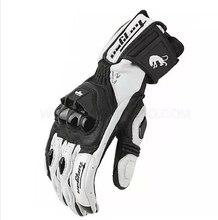 Hot Fajne Darmowa wysyłka modele Furygan MRÓWKI AFS18 rękawiczki pełne palców rękawice motocyklowe wyścigi rękawice Z Naturalnej skóry