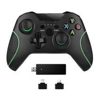 2,4 г беспроводной контроллер для Xbox One консоли ПК Android геймпад для смартфона джойстик