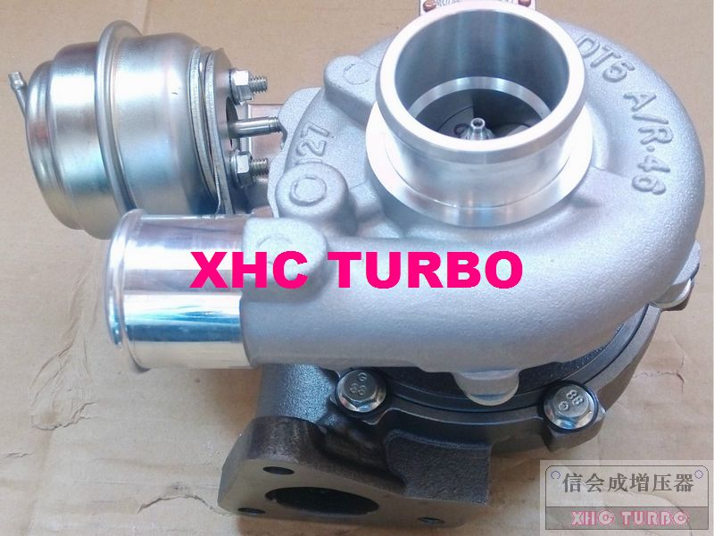 NOUVEAU GT1749V / 729041 28231-27900 Turbo turbocompresseur pour HYUNDAI Santa Fe Trajet D4EA 2.0 CRDi125HP