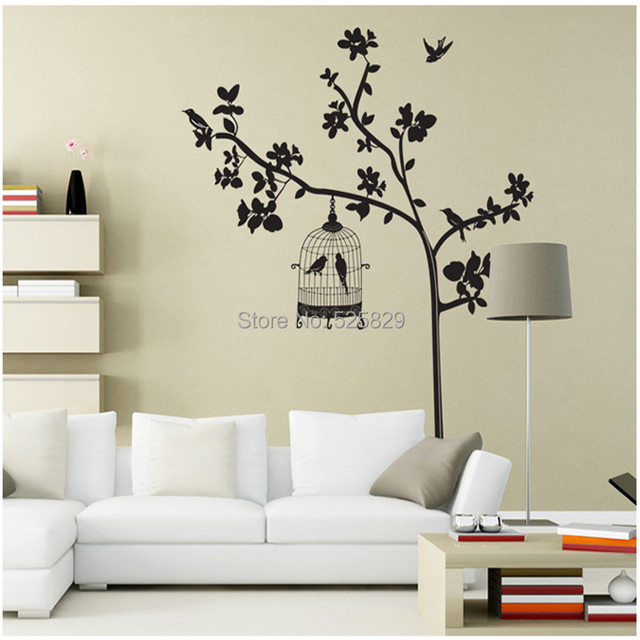 New Arrival! 1 PC Removable Vinyl Art Decal Home Decor Wall Sticker ...