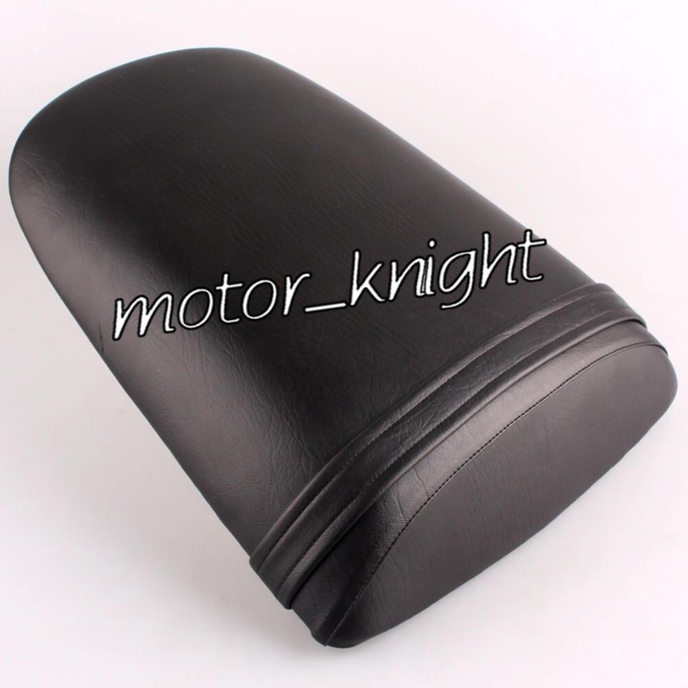 Nouveau siège passager arrière coussin Pillion pour Honda CBR 929RR 2000 2001 noir