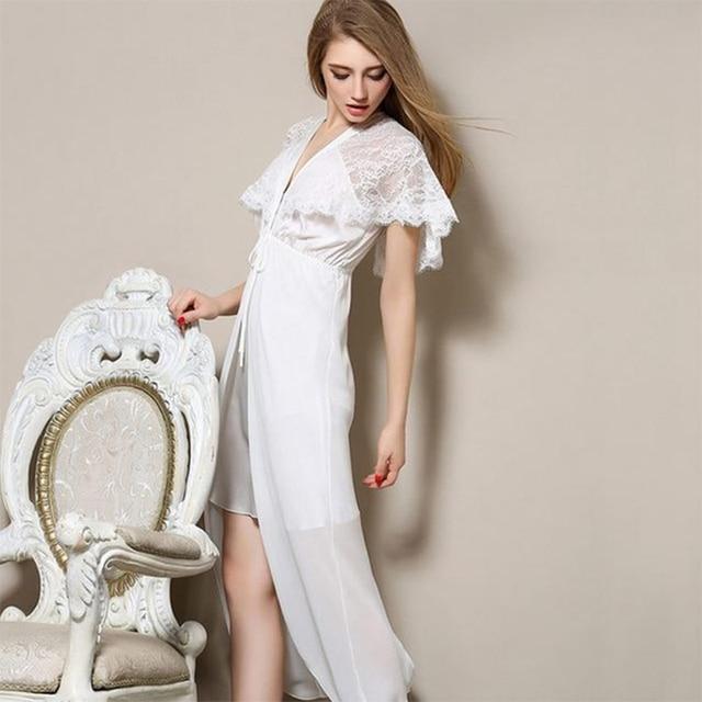 Сексуальные ночнушка для невесты