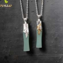 Женское ожерелье с подвеской flyleaf ювелирное изделие из серебра