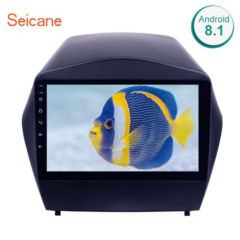 Seicane 9 2din Android 8 1 GPS Car Radio For 2009 2010 2011 2012 2013 2014