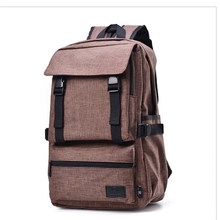 5e335b1570 2018 Women Backpack For Teenagers Girls Laptop Waterproof Fashion School  Female Canvas Men Korean Bag High