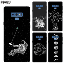 Complex Formula Transparent Soft Print Hull Shell Case For Samsung Galaxy Note 8 9 5 4 3 C5 C7 C8 C9 Cover