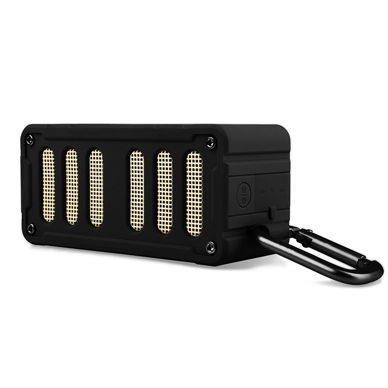 NFC Mifa F6 wireless speaker Bluetooth 4.0 Stereo Portable Waterproof IPX4 Compatible Stereo Outdoor Speaker Built-in mic цена и фото