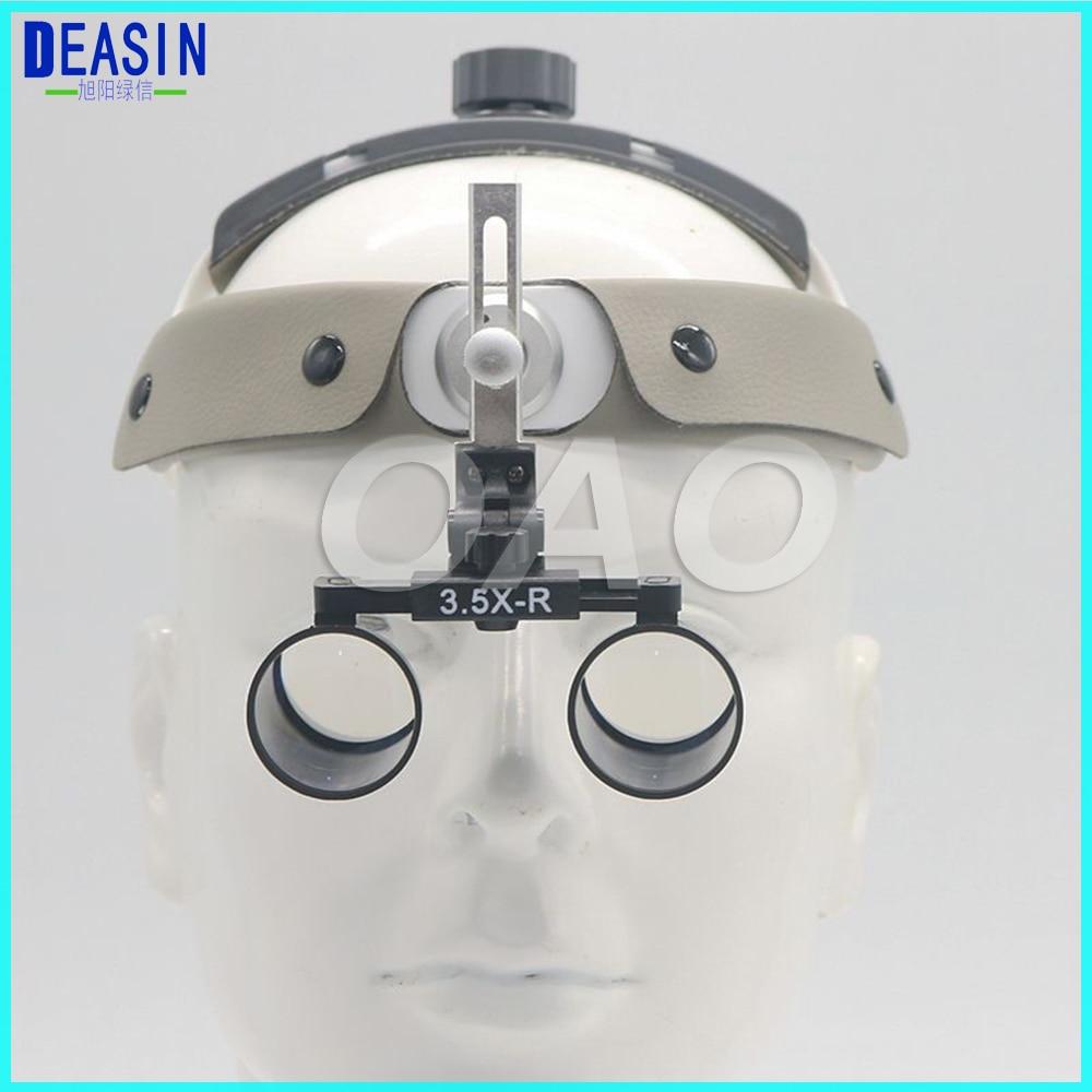 2.5X and 3.5X Dentist Dental Surgical Medical Binocular Loupes Magnifying Glass dental loupes surgeon operation стоимость