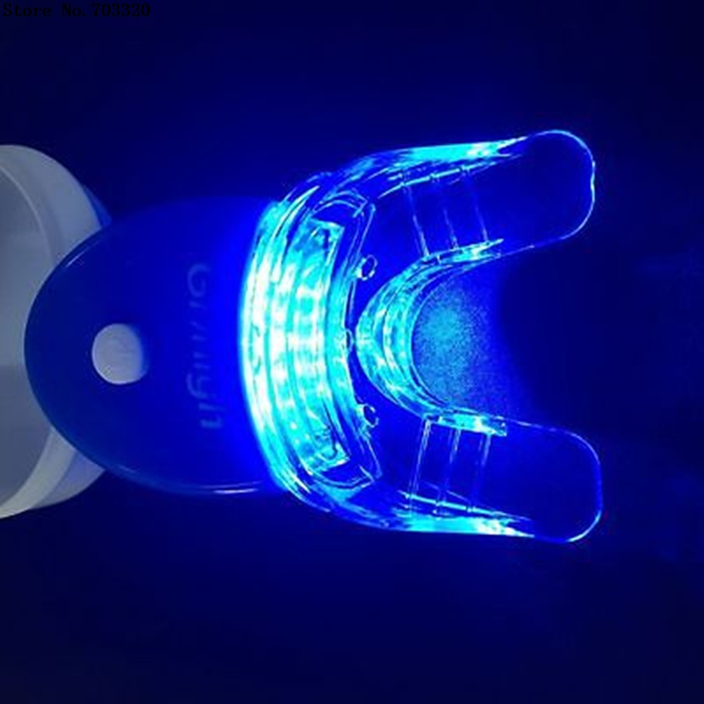 Home Teeth Whitening Light: 1PC Grinigh Teeth Whitening 5 LEDs UV Accelerator Light