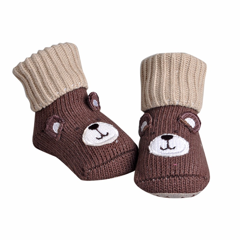 2 Pairslot Lovely Cute Newborn Baby Socks 6 Styles Animal Cartoon Infant S 0-12 Months (22)