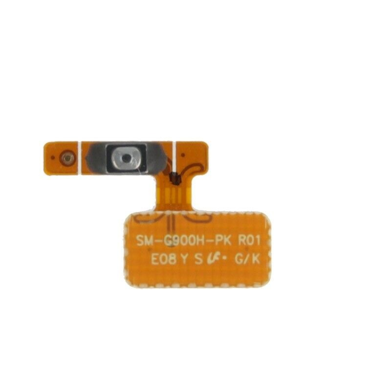 For Samsung Galaxy S5 SM-G900 Power Volume Switch Key Button Flex Cable