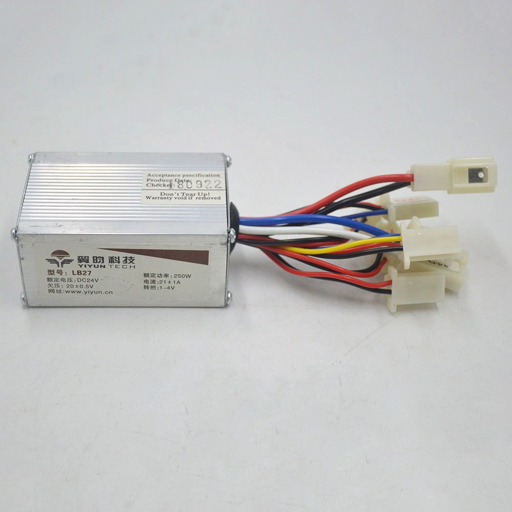 Top 24V 250W electric bike motor conversion kit electric motor for ebike/scooter/electric bicycle 5