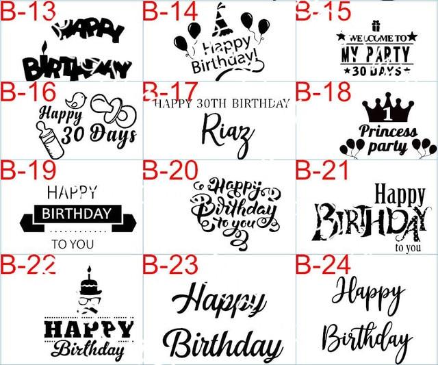 """1pc złota Sliver czarny czerwony różowy A-Z naklejki na zamówienie ślub Baby Boy dorosłych dekoracje na przyjęcie urodzinowe DIY nazwa garnitur dla 18/24 """"balony"""