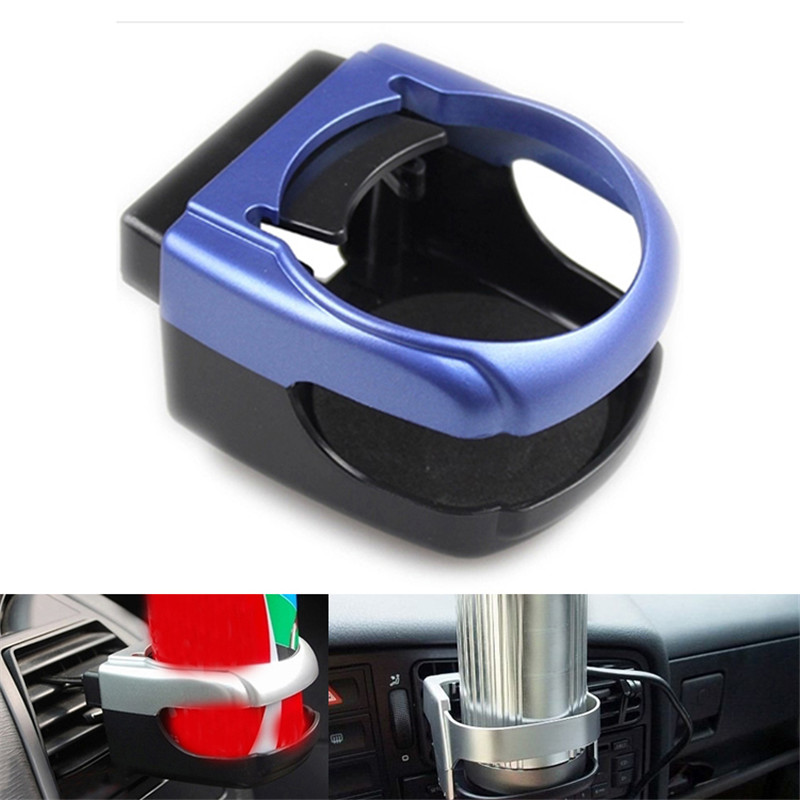 Top sale car cup holder Air Condition drink holder Water bottle holder Coffee Cup Mount Stand Holder Accessories CAR-0134-Random