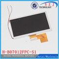 """Nuevo 7 """" pulgadas H-B07012FPC-S1 PRESTIGIO MULTIPAD 7.0 primer 3 G PMP7170B Tablet LCD pantalla del envío gratis"""