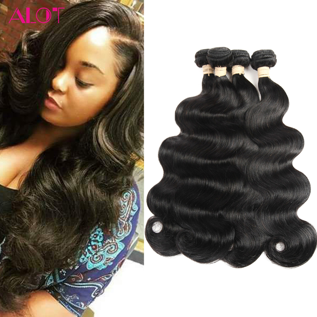 Stema Hair Brazilian Body Wave Rosa Hair Products 4 Bundles 7a Unprocessed Brazilian Virgin Hair Body Wave Human Hair Extensions