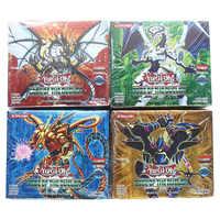 Yugioh Carte 216 pcs set con la scatola di yu-gi-oh anime Game Collection Carte di giocattoli per bambini ragazzi Brinquedo