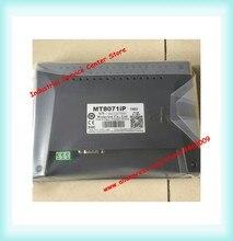 Polegada HMI Weinview New Encaixotado TK6071iQ MT8071IP MT6071iP 7 Tela Sensível Ao Toque TFT 800*480 365 DIAS de Garantia