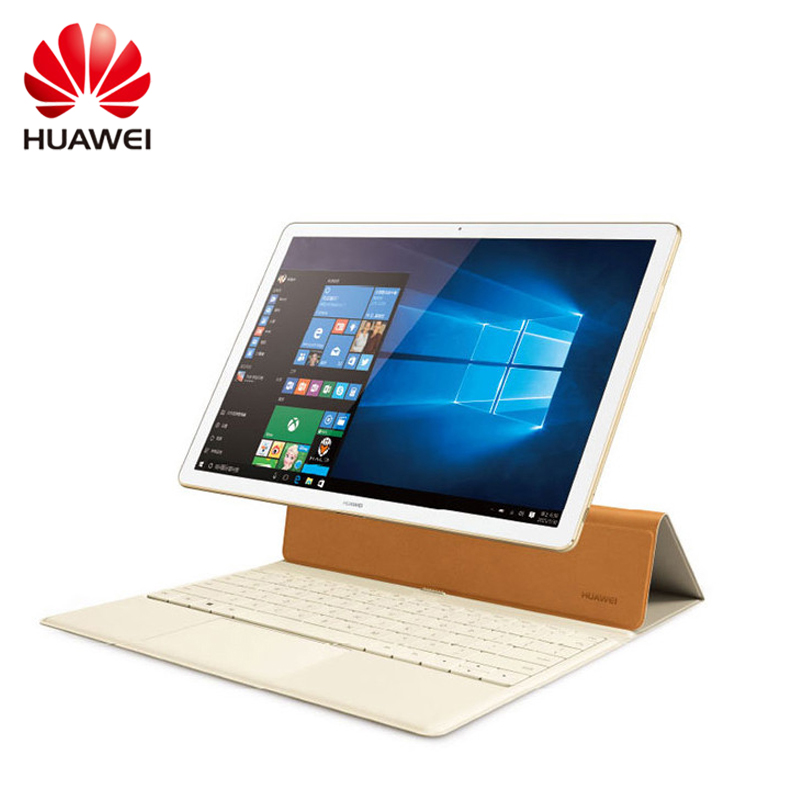 "12"" Huawei MateBook Intel Core M5 8GB 512GB SSD 2 in 1 Tablet PC Windows 10 Dual Core 2160x1440 IPS HD Fingerprint Metal Body"