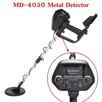 Detector de Metales MD-3010II detector de oro buscador de tesoro búsqueda  de tierra MD3010 detector