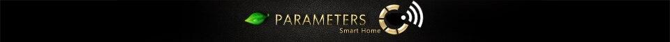 Parameters