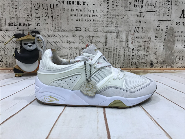 Puma BoG x Careaux Graphic PUMA Blaze of Glory NU x Stamd Creepers women s  and men shoes Breathable Badminton Shoes Sneak 40-44 d6be40aa3